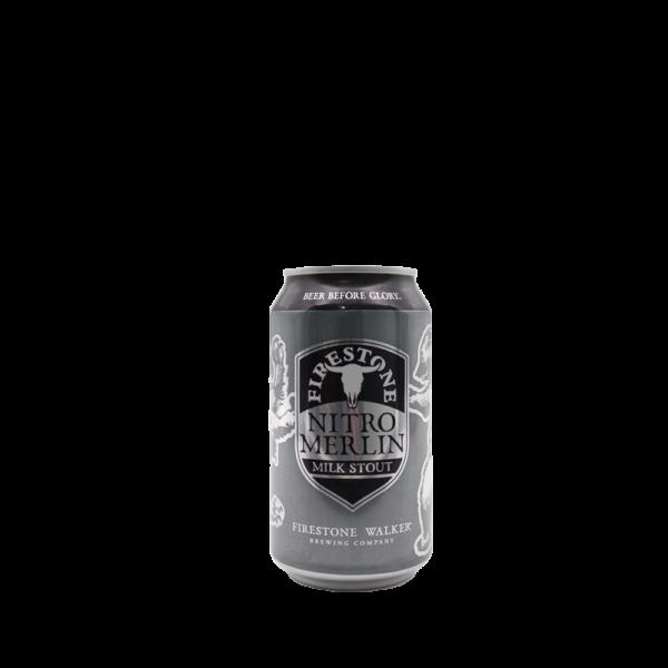 Nitro Merlin / Firestone Walker / Milk Stout / 5,5% vol. / 0,355L