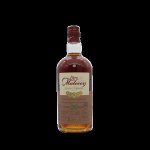 Rum Malecon Rare Proof Twenty
